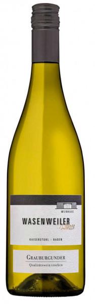 2018 Grauer Burgunder Kreuzhalde Qualitätswein trocken