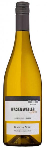 2018 Spätburgunder Qualitätswein trocken weiß gekeltert