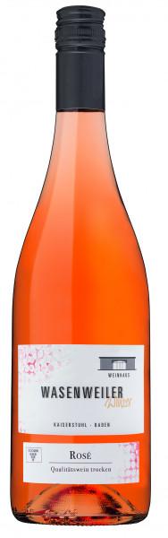 2018 Rosé Qualitätswein trocken -Ecovin-