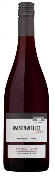 2016 Spätburgunder Rotwein Vulkanfelsen Qualitätswein lieblich