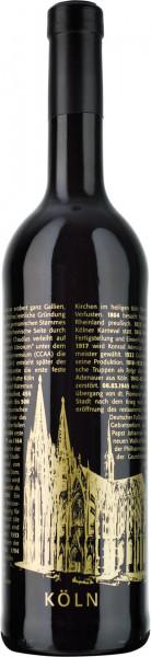 History Serie - Köln - 2015 Späburgunder Rotwein Qualitätswein trocken
