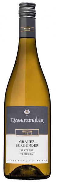 2016/17 Grauer Burgunder Kreuzhalde Spätlese trocken