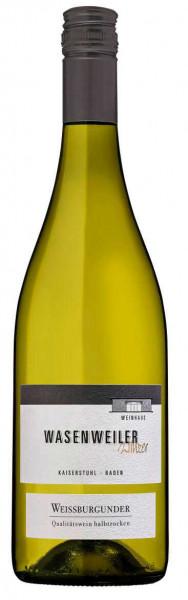 2017/18 Weißer Burgunder Lotberg Qualitätswein halbtrocken